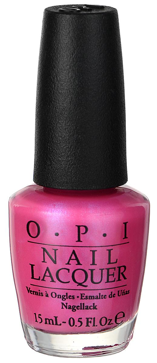OPI Лак для ногтей, тон Hotter Than You Pink, 15 мл1092018Превосходная формула лака OPI Hotter Than You Pink, которая содержит натуральный шелк и аминокислоты, подарит ногтям насыщенный, долговечный, блестящий неоновый цвет, а также устойчивое к сколам покрытие.Лак имеет эргономичную форму флакона, благодаря которой перламутр и блестки распределяются равномерно. Эксклюзивная кисть ProWide из натурального волоса обеспечивает легкое, ровное и гладкое нанесение.Лак для ногтей однородно ложится и равномерно распределяется по всей поверхности ногтевой пластины. Точно рассчитанная длина и диаметр колпачка, который не скользит в руках, делает его удобным для любого размера и формы пальцев. Уплотненное дно придает флакону устойчивость.Товар сертифицирован.