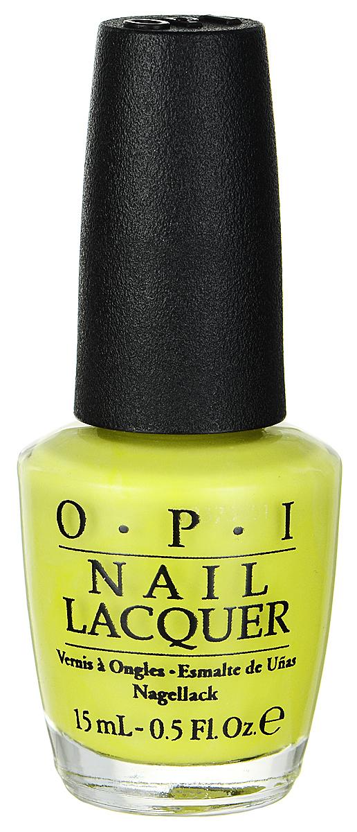 OPI Лак для ногтей, тон Life Gave Me Lemons, 15 млNLN33Превосходная формула лака OPI Life Gave Me Lemons, которая содержит натуральный шелк и аминокислоты, подарит ногтям насыщенный, долговечный, блестящий неоновый цвет, а также устойчивое к сколам покрытие.Лак имеет эргономичную форму флакона, благодаря которой перламутр и блестки распределяются равномерно. Эксклюзивная кисть ProWide из натурального волоса обеспечивает легкое, ровное и гладкое нанесение.Лак для ногтей однородно ложится и равномерно распределяется по всей поверхности ногтевой пластины. Точно рассчитанная длина и диаметр колпачка, который не скользит в руках, делает его удобным для любого размера и формы пальцев. Уплотненное дно придает флакону устойчивость.Товар сертифицирован.