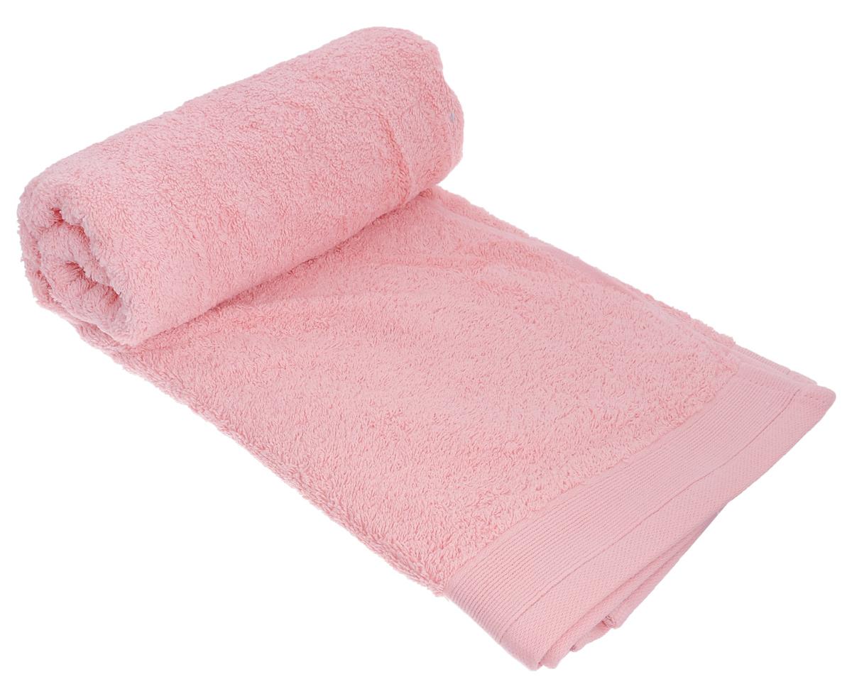 Полотенце махровое Guten Morgen, цвет: коралловый, 70 х 140 см68/5/4Махровое полотенце Guten Morgen, изготовленное из натурального хлопка, прекрасно впитывает влагу и быстро сохнет. Высокая плотность ткани делает полотенце мягкими, прочными и пушистыми. При соблюдении рекомендаций по уходу изделие сохраняет яркость цвета и не теряет форму даже после многократных стирок. Махровое полотенце Guten Morgen станет достойным выбором для вас и приятным подарком для ваших близких. Мягкость и высокое качество материала, из которого изготовлено полотенце, не оставит вас равнодушными.