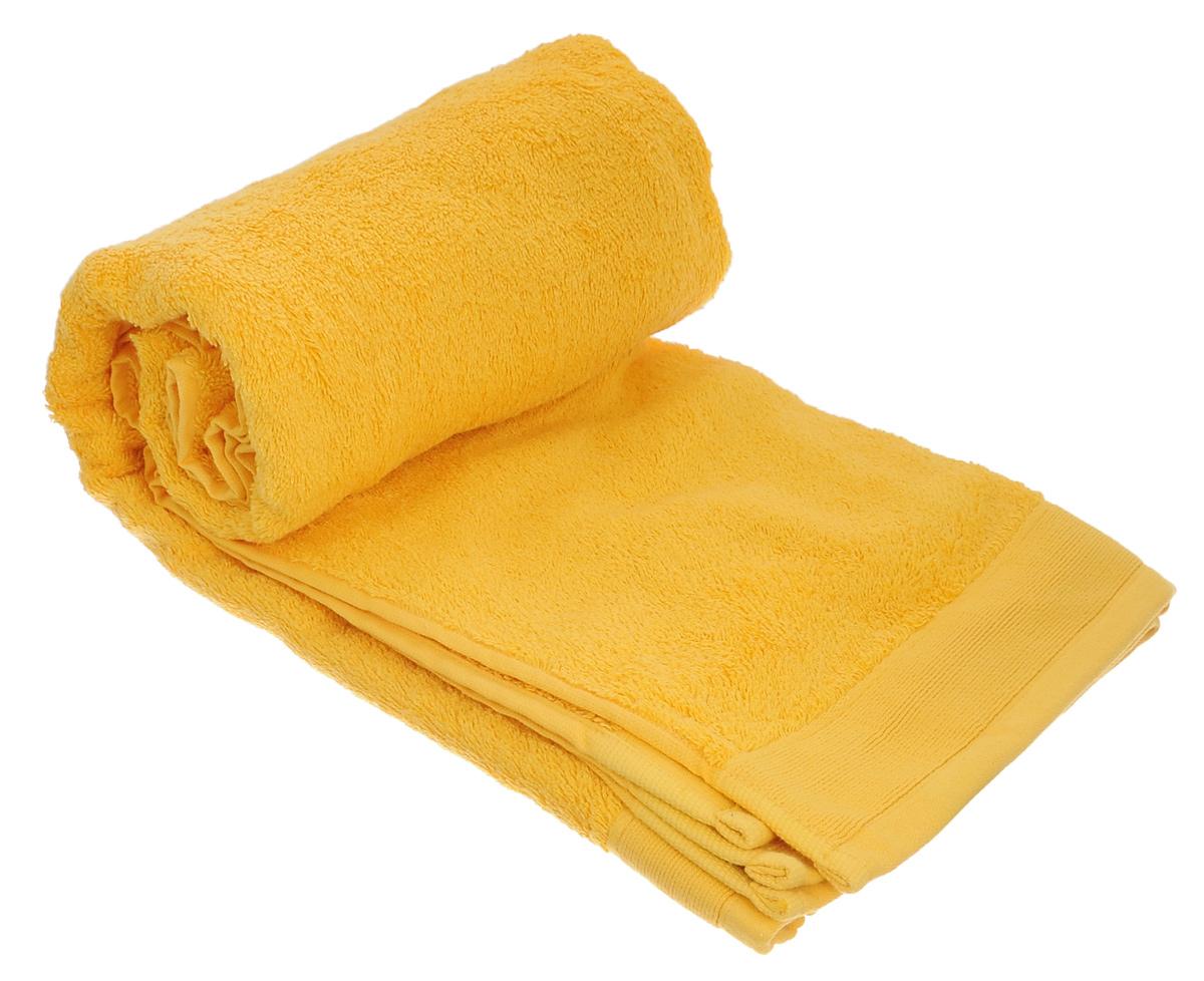 Полотенце махровое Guten Morgen, цвет: желтый, 100 см х 150 смPANTERA SPX-2RSМахровое полотенце Guten Morgen, изготовленное из натурального хлопка, прекрасно впитывает влагу и быстро сохнет. Высокая плотность ткани делает полотенце мягкими, прочными и пушистыми. При соблюдении рекомендаций по уходу изделие сохраняет яркость цвета и не теряет форму даже после многократных стирок. Махровое полотенце Guten Morgen станет достойным выбором для вас и приятным подарком для ваших близких. Мягкость и высокое качество материала, из которого изготовлено полотенце, не оставит вас равнодушными.