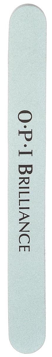 OPI Пилка для ногтей Brilliance, полировочная, двусторонняяAS-501/RДвусторонняя пилка для ногтей Brilliance от OPI, выполненная из абразивного материала, предназначена для полировки искусственных и натуральных ногтей до зеркального блеска, не повреждая при этом ногтевую пластину и кутикулу. Зеленая сторона пилочки удалит дефекты и неровности, а белая - отполирует до бриллиантового блеска. Исключает применение масел при полировке, так как они портят пилки и баффы!Товар сертифицирован.