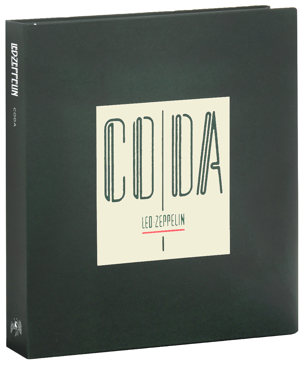 Led Zeppelin Led Zeppelin. Coda. Super Deluxe Edition Box Set (3 CD + 3 LP) led zeppelin led zeppelin celebration day blu ray audio