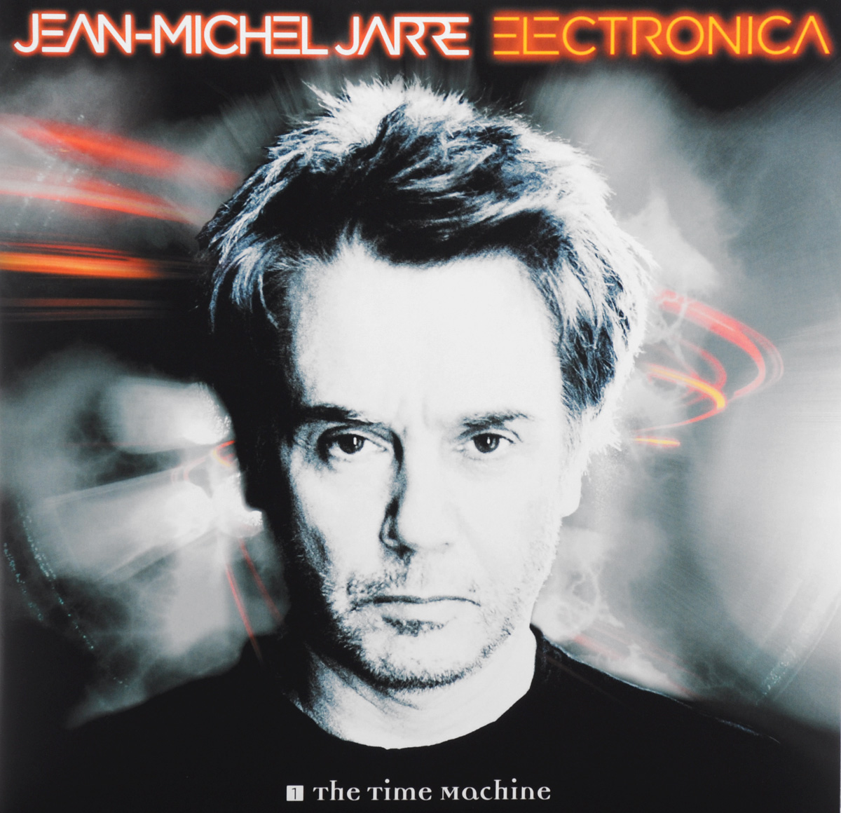 Жан-Мишель Жарр Jean Michel Jarre. Electronica 1 - The Time Machine (2 LP) rollercoasters the time machine