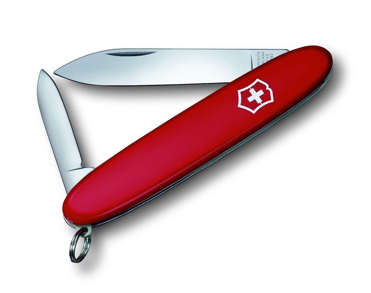 Нож перочинный Victorinox Excelsior, цвет: красный, 3 функции, 84 мм0.6901Лезвие перочинного складного ножа Victorinox Excelsior изготовлено из высококачественной нержавеющей стали. Ручка, выполненная из прочного пластика, обеспечивает надежный и удобный хват.Хорошее качество, надежный долговечный материал и эргономичная рукоятка - что может быть удобнее на природе или на пикнике!Функции ножа:Большое лезвиеМалое лезвиеКольцо для ключей. Нож упакован в чехол из искусственной кожи.Длина ножа в сложенном виде: 8,4 см.Длина ножа в разложенном виде: 17,5 см.