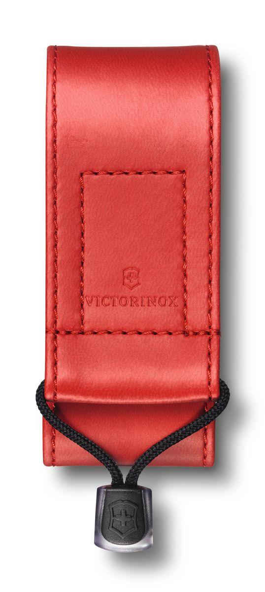 Чехол на ремень Victorinox 4.0480.1, цвет: красный - Ножи и мультитулы