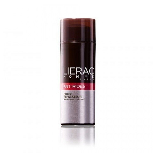 Lierac Эмульсия от морщин LIERAC HOMME 50 млLB2348Лёгкая эмульсия с высокой концентрацией провитаминов (5%) запускает системы производства коллагена и восстановления эпидермиса. Морщины и мелкие морщинки разглаживаются, кожа выглядит моложе.