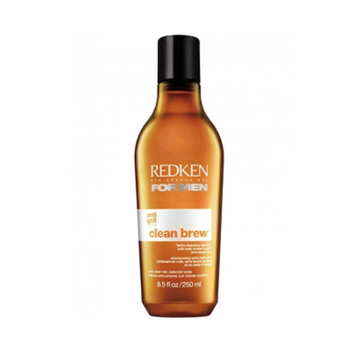 Redken Oчищающий шампунь For Men для ежедневного применения с солодом и пивными дрожжами 250 млFS-00897Новый Шампунь для мужчин с Солодом и Пивными Дрожжами для глубоко очищения и оздоровления кожи головы.После использования шампуня кожа головы не пересушивается,волосы становятся более упругими и крепким. Подходят для волос нормального и жирного типа, как для коротких , так и волос средней длинны.