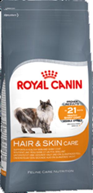Корм сухой Royal Canin Hair & Skin, для взрослых кошек с чувствительной кожей и поврежденной шерстью, 10 кг57850Сухой корм Royal Canin Hair & Skin - это полнорационный сбалансированный корм для кошек с чувствительнойкожей и поврежденной шерстью. Признаком недостатка незаменимых жирных кислот (Омега 3 и 6) является тусклая и сухая шерсть; возможно такжепоявление перхоти. Шерсть отражает состояние здоровья кошки. Любые изменения ее блеска, окраса, густотымогут оказаться тревожным признаком! Недостаток определенных аминокислот может привести к выпадениюшерсти, ее замедленному росту, ломкости, потере блеска и даже к изменению окраса. Hair & Skin - тщательно сбалансированная формула, помогающая поддерживать здоровье кожи и шерсти. Продукт содержит: - Уникальную комбинацию питательных веществ, в том числе эксклюзивный комплекс аминокислот и витаминов B,для поддержания барьерной функции кожи. - Легкоусвояемые белки (L.I.P), жирные кислоты Омега 3 и 6, известные своим благоприятным воздействием насостояние шерсти и кожи.ДОКАЗАННАЯ ЭФФЕКТИВНОСТЬ: заметно более выраженный блеск шерсти через 21 день кормления толькопродуктом Royal Canin Hair & Skin. Состав: дегидратированное мясо домашней птицы, рис, животные жиры, кукуруза, изолят растительного белка,растительные волокна, кукурузный глютен, дрожжи, гидролизат животных белков, растительные масла (сои иогуречника), свекольный жом, рыбий жир, яичный порошок, фосфат натрия, DL-метионин, таурин, L-цистин,экстракт бархатцев (источник лютеина). Добавки (на кг): витамин A - 28000 МЕ, витамин D3 - 700 МЕ, железо - 135 мг, йод - 5,3 мг, медь - 15 мг, марганец - 76 мг,цинк - 227 мг, селен - 0,33 мг. Содержание питательных веществ: белки 33%, жиры 22%, минеральные вещества 6,7%, клетчатка пищевая 5%. Товар сертифицирован.