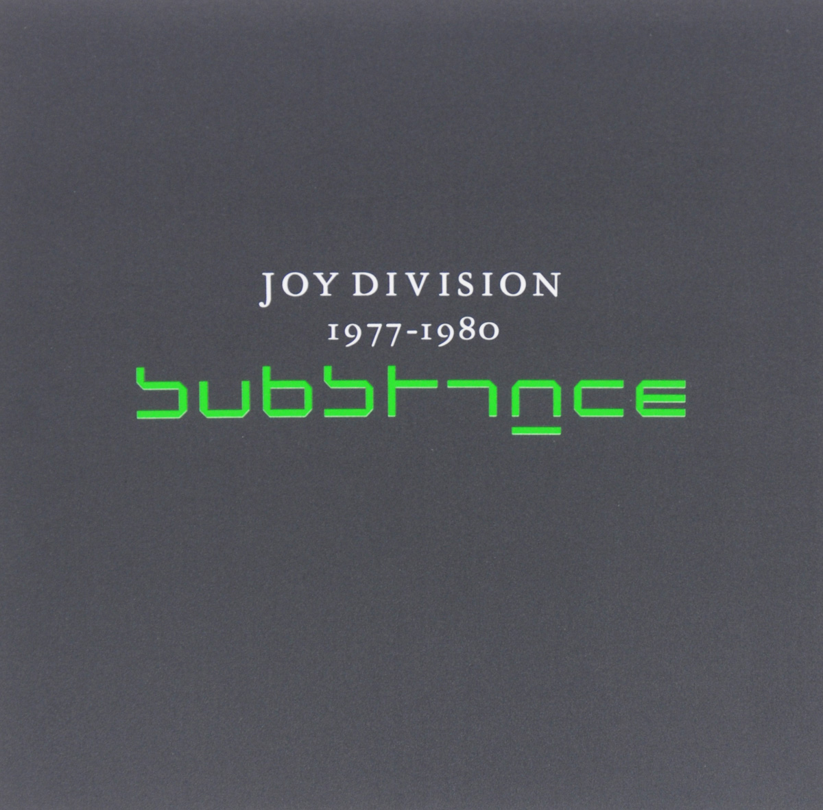 Joy Division Joy Division. Substance joy division joy division closer 180 gr