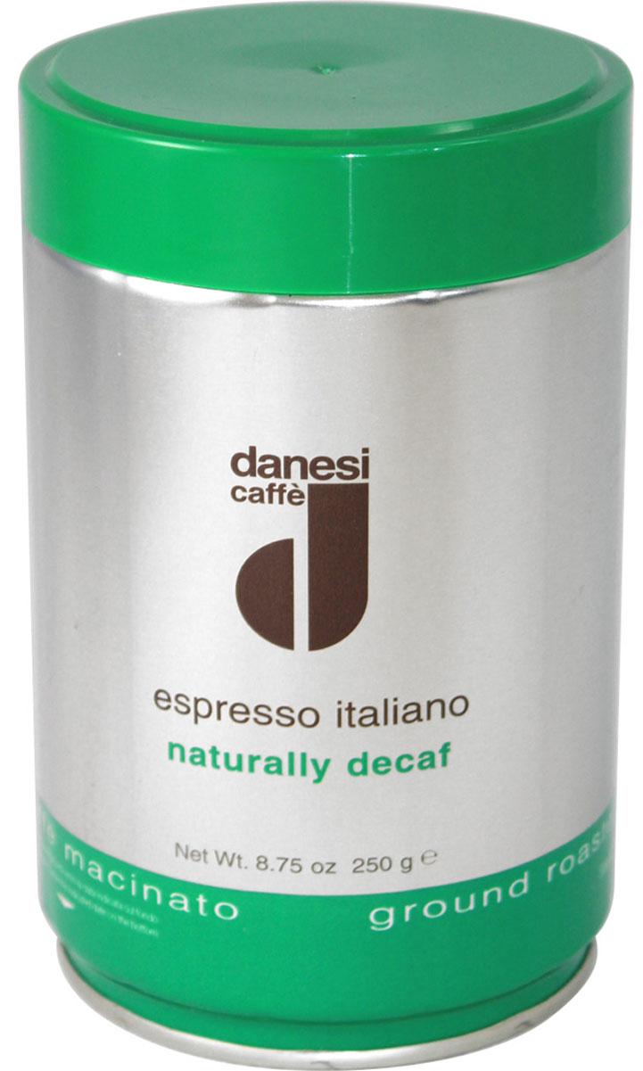 Danesi Decaf кофе молотый, 250 г