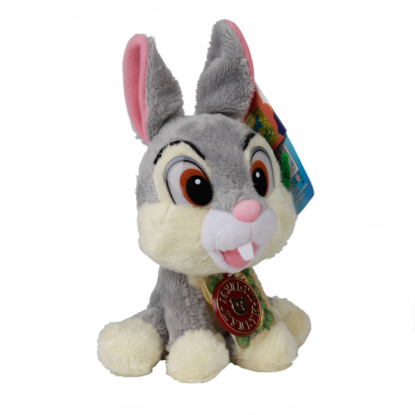 Мульти-Пульти Мягкая игрушка Disney Заяц топотун мягкая игрушка disney ушастик 17 см
