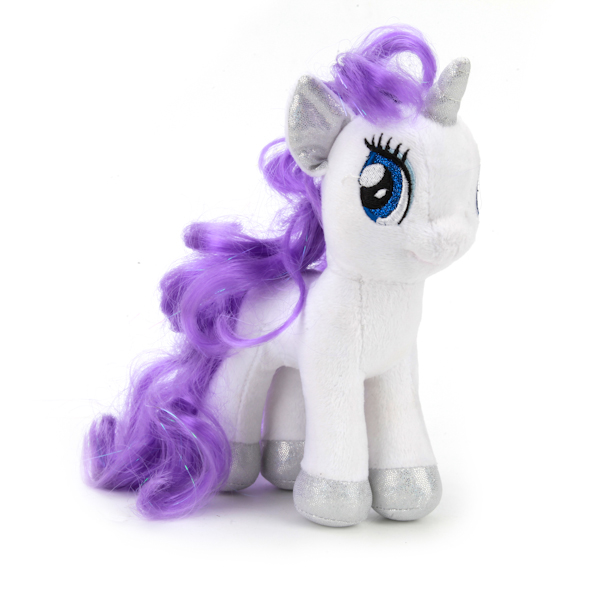 Мульти-Пульти Мягкая игрушка Пони рарити My little pony мульти пульти пони эпл джек со светом и звуком my little pony мульти пульти