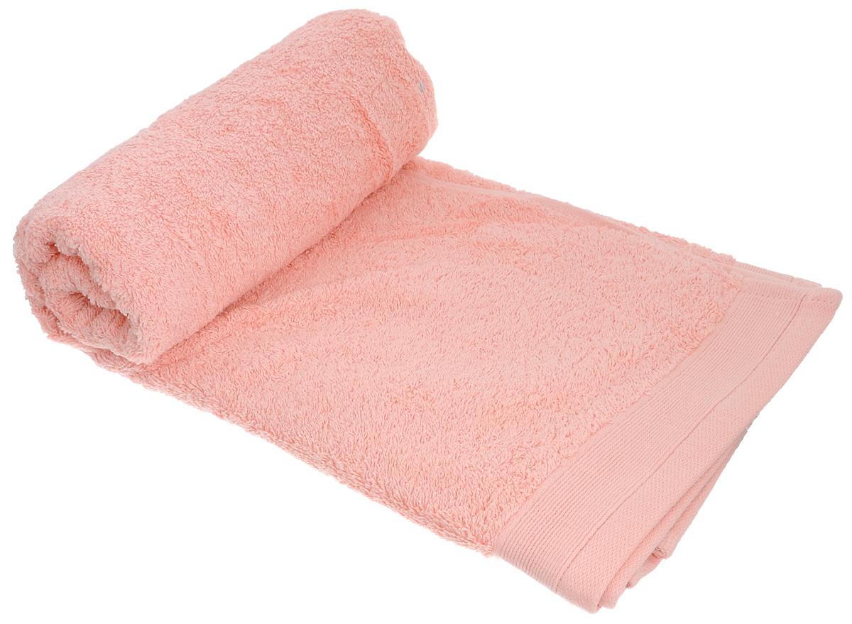 Полотенце махровое Guten Morgen, цвет: персиковый, 70 см х 140 см68/5/1Махровое полотенце Guten Morgen, изготовленное из натурального хлопка, прекрасно впитывает влагу и быстро сохнет. Высокая плотность ткани делает полотенце мягкими, прочными и пушистыми. При соблюдении рекомендаций по уходу изделие сохраняет яркость цвета и не теряет форму даже после многократных стирок. Махровое полотенце Guten Morgen станет достойным выбором для вас и приятным подарком для ваших близких. Мягкость и высокое качество материала, из которого изготовлено полотенце, не оставит вас равнодушными.