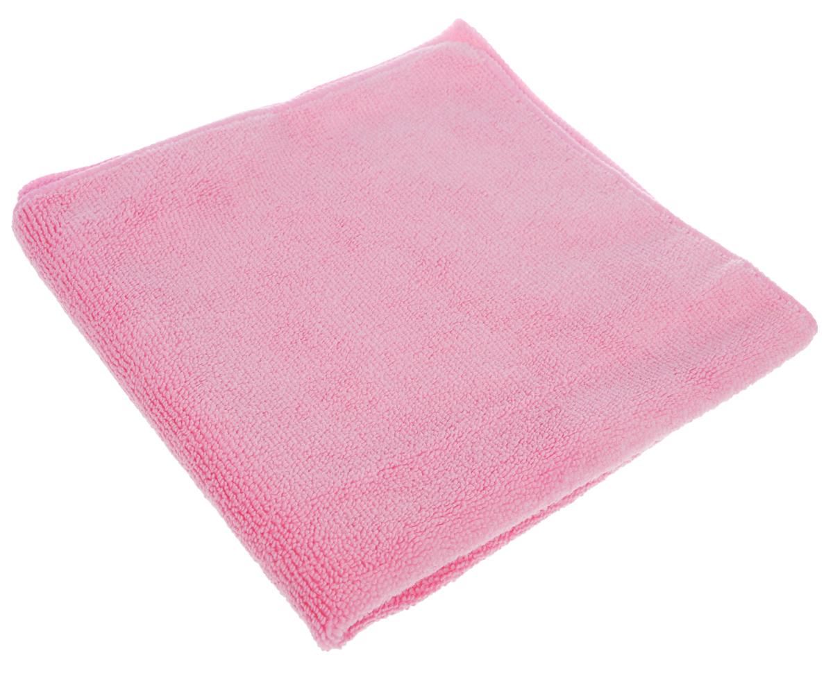 Салфетка для ванной комнаты Unicum Premium, цвет: розовый, 40 х 40 смVCA-00Салфетка Unicum Premium изготовлена по самым современным технологиям. Уникальные чистящие свойства салфетки - абсорбировать жир, грязь, пыль, никотин - обеспечивают специальные клиновидные микроволокна, которые в 100 раз меньше человеческого волоса. Салфетка обладает непревзойденной способностью быстро впитывать большой объем жидкости (в восемь раз больше собственной массы).Допускается ручная и машинная стирка при 60°С.Состав: вискоза 80%, полиэстер 20%.