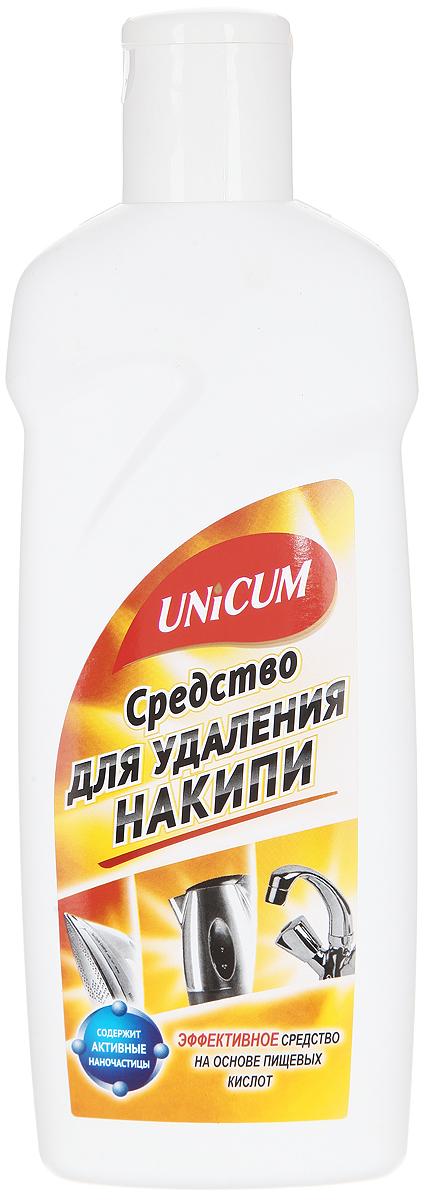 Средство для удаления накипи Unicum, 380 мл unicum 380