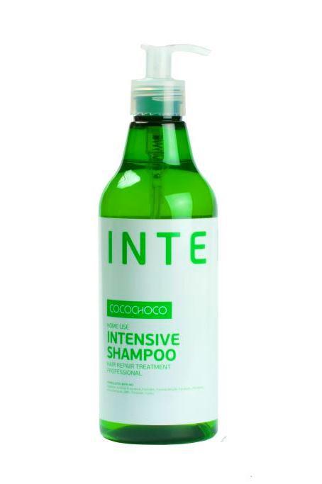 CocoChoco INTENSIVE Шампунь для интенсивного увлажнения 500 мл070
