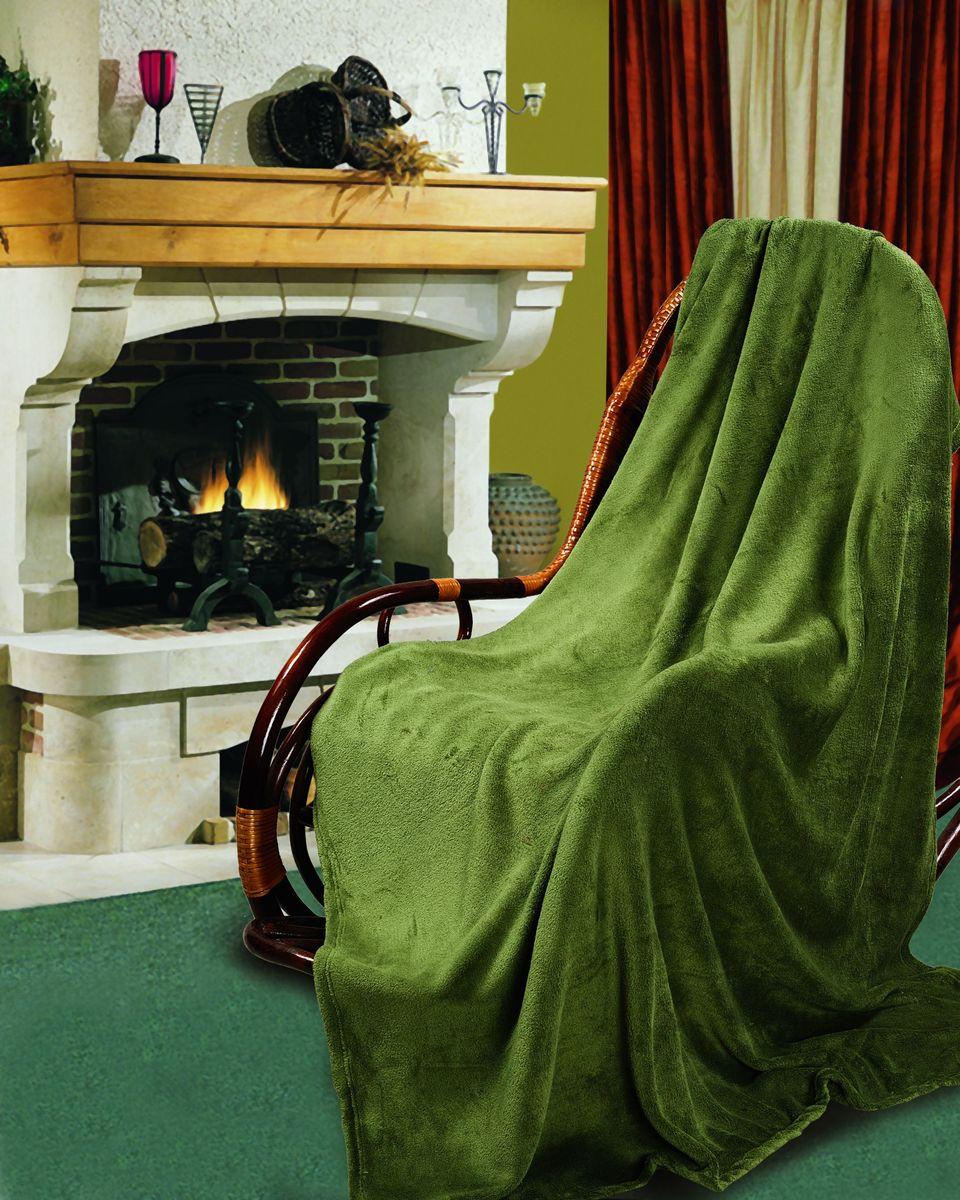 Покрывало Гутен Морген Фисташка, цвет: зеленый, 150 х 200 см4630003364517Покрывало Гутен Морген Фисташка, выполненное из флиса (100% полиэстера), гармонично впишется в интерьер вашего дома и создаст атмосферу уюта и комфорта. Благодаря мягкой и приятной текстуре, глубокому и насыщенному цвету, покрывало станет модной, практичной и уютной деталью вашего интерьера.Такое покрывало согреет в прохладную погоду и будет превосходно дополнять интерьер вашей спальни. Высочайшее качество материала гарантирует безопасность не только взрослых, но и самых маленьких членов семьи.Покрывало может подчеркнуть любой стиль интерьера, задать ему нужный тон - от игривого до ностальгического. Покрывало - это такой подарок, который будет всегда актуален, особенно для ваших родных и близких, ведь вы дарите им частичку своего тепла!