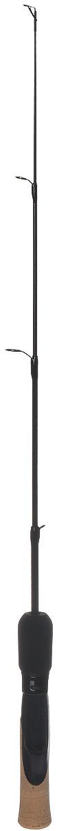 Удилище зимнее Team Salmo Travel, 60 см72343Легкое и чувствительное телескопическое удилище Team Salmo Travel предназначено для отвесного блеснения. Бланк выполнен из высококачественного графита 24T, комбинированная рукоятка из пробки класса AAA и материала EVA с катушкодержателем VSS. Удилище оснащено кольцами со вставками SIC антизахлестной серии и комплектуется футляром. В транспортном положении удилище не занимает много места.В комплекте чехол для переноски и хранения.