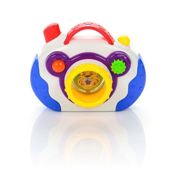 Малышарики Развивающая игрушка Фотоаппарат умка развивающая игрушка фотоаппарат чебурашки