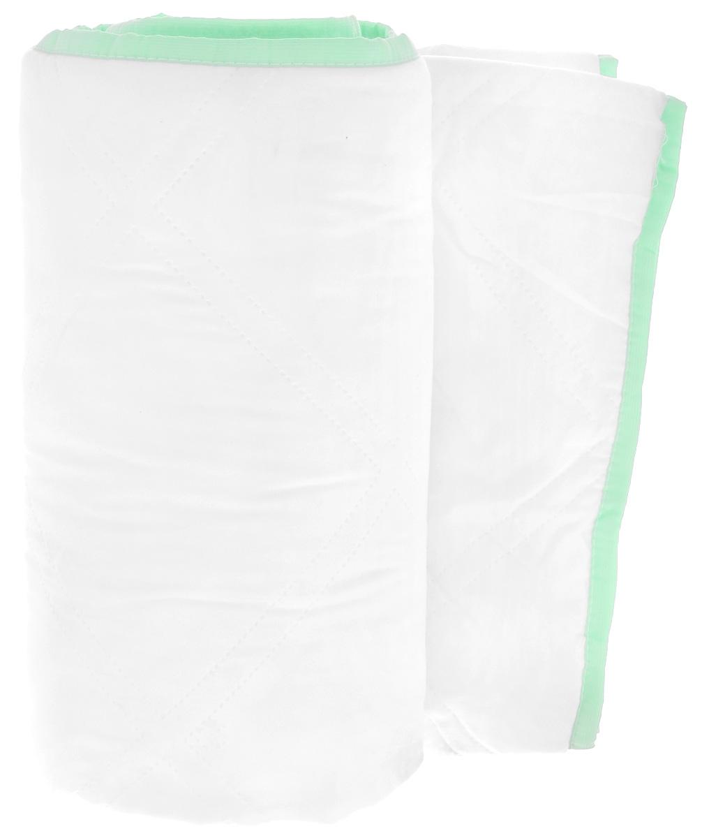 Одеяло Подушкино Натурель, наполнитель: бамбук, 140 х 205 смS03301004Одеяло Подушкино Натурель подарит здоровый и комфортный сон. Чехол одеяла изготовлен из ткани нового поколения Биософт (полиэстер). Данный материал обладает повышенной износостойкостью и практичностью. Внутри - наполнитель из бамбукового волокна и вискозы. Бамбук обладает бактерицидным и дезодорирующим свойствами. Пористая структура способствует процессу воздухообмена, сохраняет прохладу и регулирует теплообмен. Благодаря этому постельные принадлежности дарят вам свежесть даже в самый жаркий день. Материал чехла: биософт (100% полиэстер). Материал наполнителя: 40% бамбук, 60% вискоза. Рекомендации по уходу:- Ручная стирка при температуре 30°С. - Не гладить.- Не отбеливать. - Сушить при низкой температуре. - Сухая химчистка.