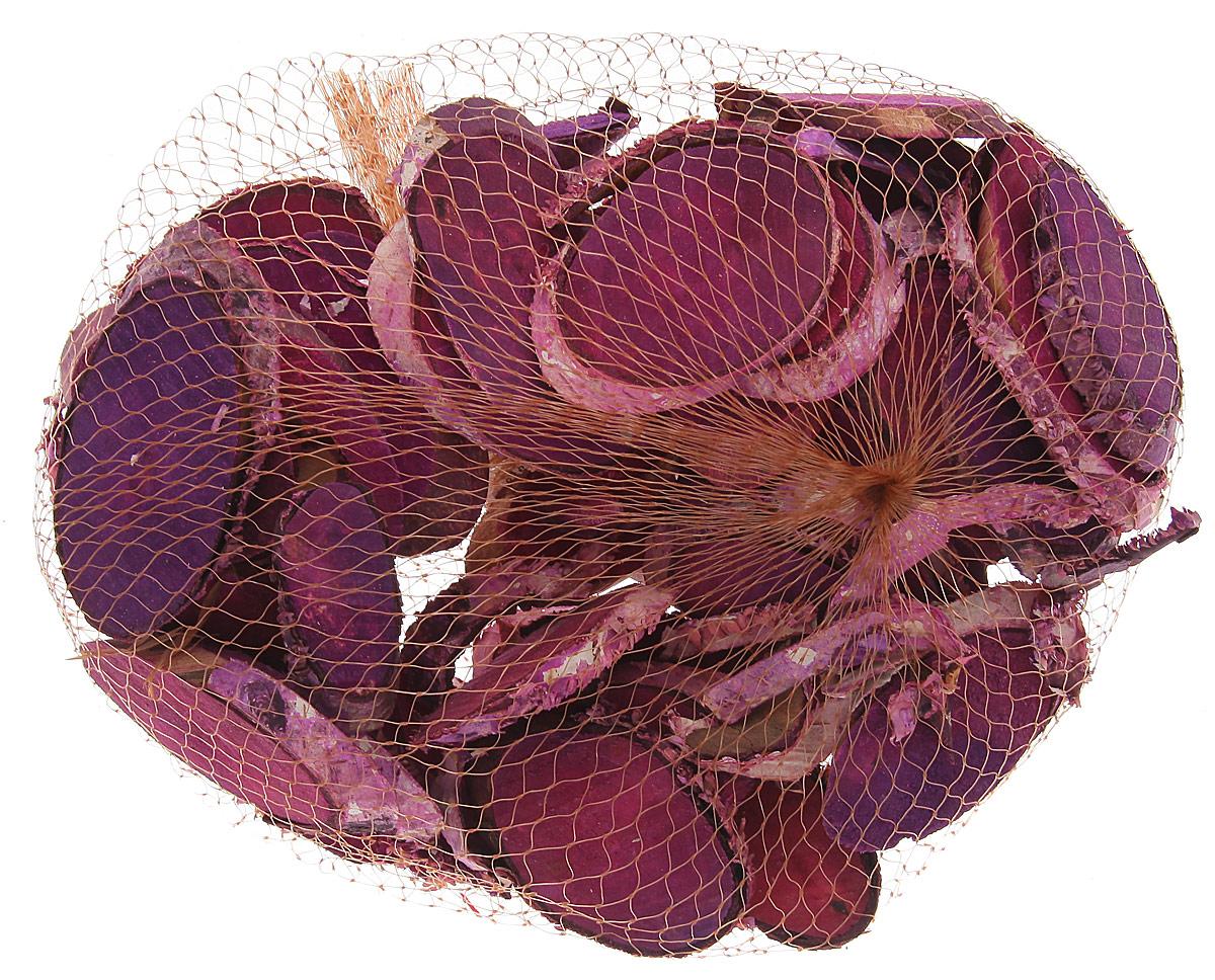 Декоративный элемент Dongjiang Art Срез ветки, цвет: фиолетовый, толщина 7 мм, 250 г55052Декоративный элемент Dongjiang Art Срез ветки изготовлен из дерева.Изделие предназначено для декорирования. Срез может пригодиться во флористике и многом другом. Декоративный элемент представляет собой тонкий срез ветки. Флористика - вид декоративно-прикладного искусства, который использует живые, засушенные или консервированные природные материалы для создания флористических работ. Это целый мир, в котором есть место и строгому математическому расчету, и вдохновению, полету фантазии. Толщина среза: 7 мм.