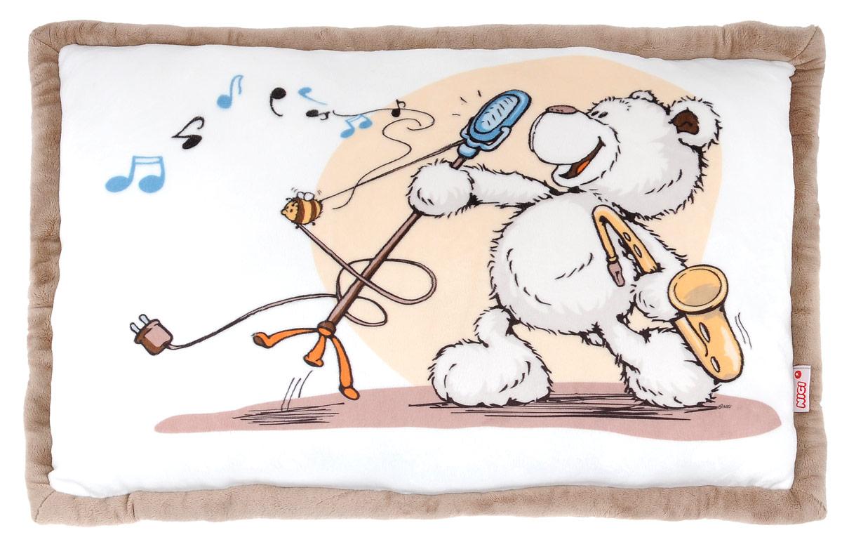Nici Мягкая игрушка-подушка Медвежонок 58 см