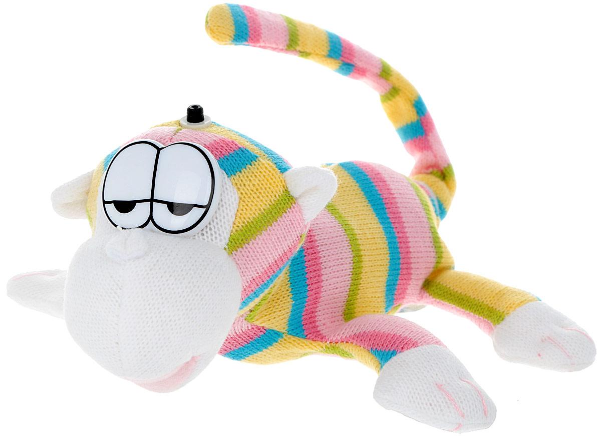 Chericole Интерактивная мягкая игрушка Обезьянка CTC-SM-9818A chericole интерактивная мягкая игрушка обезьянка цвет фиолетовый