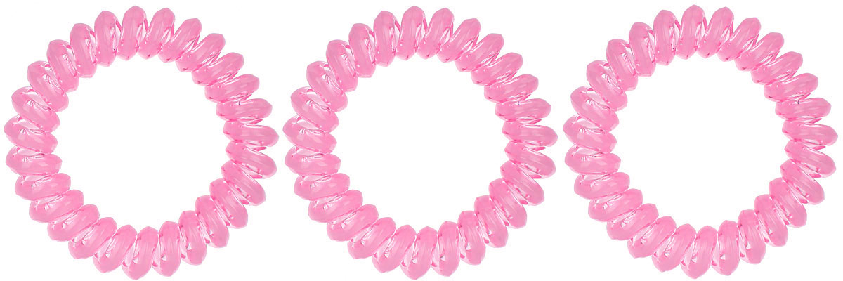 Резинка-браслет для волос Mitya Veselkov, цвет: розовый, 3 шт. REZ1250930581_зеленыйЯркие резинки-браслеты Mitya Veselkov выполнены из качественного ПВХ. Столь необычная форма резинок дает множество преимуществ. Резинка не оставляет заломов на волосах. При длительном ношении, снимая ее, вы не почувствуете усталость волос.Оригинально смотрится на волосах. Отлично сохраняет свою форму и надежно фиксирует прическу. Не мокнет. Не травмирует волосы. В отличие от обычных резинок, нет трения, зажимов отдельных волосков или прядей.Также их можно использовать как стильные браслеты.