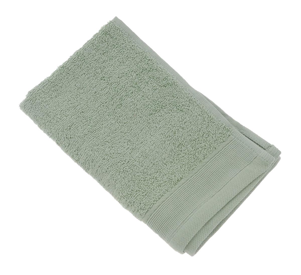 Полотенце махровое Guten Morgen, цвет: светло-зеленый, 30 х 50 см74-0060Махровое полотенце Guten Morgen, изготовленное из натурального хлопка, прекрасно впитывает влагу и быстро сохнет. Высокая плотность ткани делает полотенце мягкими, прочными и пушистыми. При соблюдении рекомендаций по уходу изделие сохраняет яркость цвета и не теряет форму даже после многократных стирок. Махровое полотенце Guten Morgen станет достойным выбором для вас и приятным подарком для ваших близких. Мягкость и высокое качество материала, из которого изготовлено полотенце, не оставит вас равнодушными.