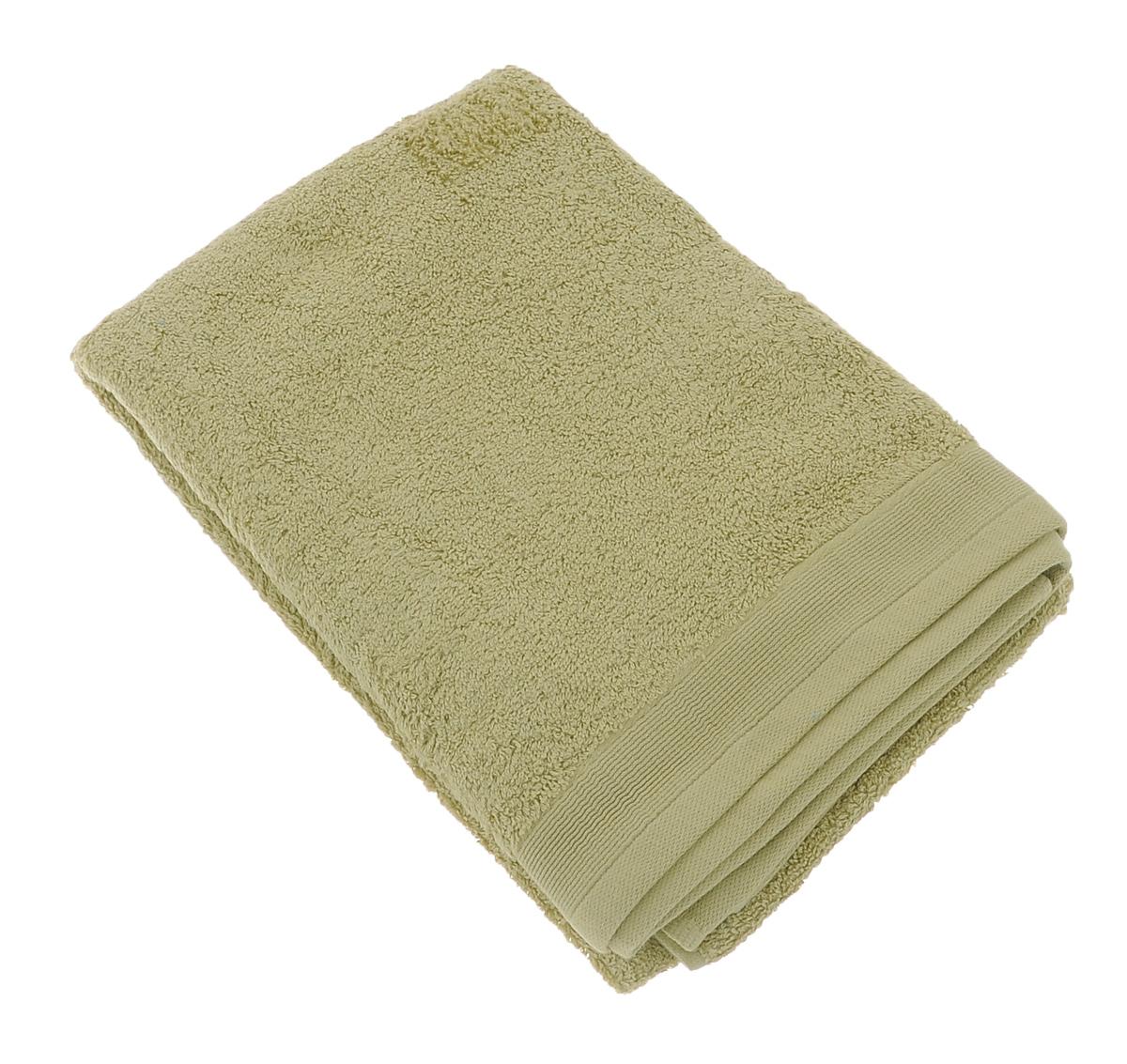Полотенце махровое Guten Morgen, цвет: фисташковый, 70 см х 140 см531-105Махровое полотенце Guten Morgen, изготовленное из натурального хлопка, прекрасно впитывает влагу и быстро сохнет. Высокая плотность ткани делает полотенце мягкими, прочными и пушистыми. При соблюдении рекомендаций по уходу изделие сохраняет яркость цвета и не теряет форму даже после многократных стирок. Махровое полотенце Guten Morgen станет достойным выбором для вас и приятным подарком для ваших близких. Мягкость и высокое качество материала, из которого изготовлено полотенце, не оставит вас равнодушными.
