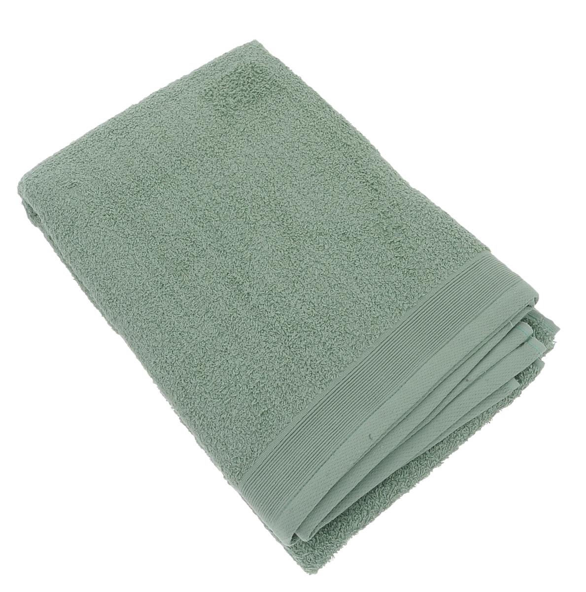 Полотенце махровое Guten Morgen, цвет: светло-зеленый, 100 х 150 см70697В состав полотенца Guten Morgen входит только натуральное волокно - хлопок. Лаконичные бордюры подойдут для любого интерьера ванной комнаты. Полотенце прекрасно впитывает влагу и быстро сохнет. При соблюдении рекомендаций по уходу не линяет и не теряет форму даже после многократных стирок. Плотность: 500 г/м2.