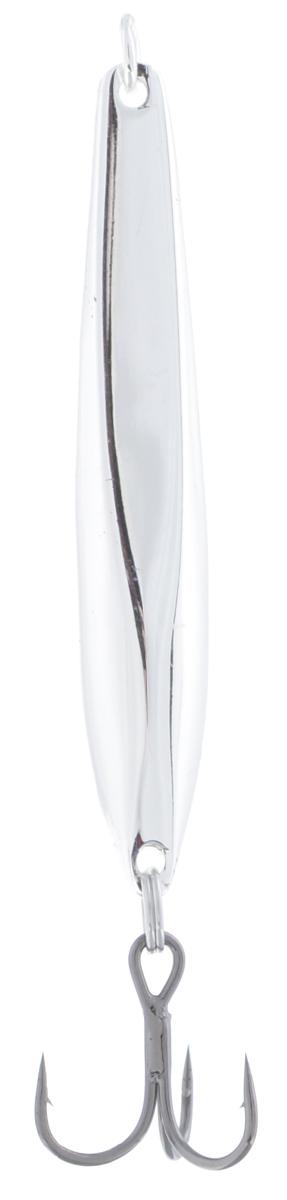 Блесна вертикальная зимняя Lucky John Model C, цвет: серебряный, 4 см, 3 г80942Классическая универсальная вертикальная блесна Lucky John Model C выполнена из высококачественного металла. Центр тяжести блесны находится в нижней части, поэтому приманка имеет планирующую игру со средним отклонением от центра. Тонкое колечко для крепления приманки к леске обеспечивает блесне большую подвижность, а с этим и большую привлекательность для хищника. Блесна рекомендуется для ловли окуня, судака и щуки на глубинах до 4 метров в водоемах со слабым течением или без него. Вертикальная блесна комплектуется подвесным тройником OWNeR.Глубина: до 4 м.Диаметр лески: 0,12-0,14 мм.