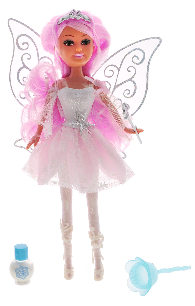 Brilliance Fair Кукла Зимняя фея Кристал кукла brilliance fair балерина 26 5 см