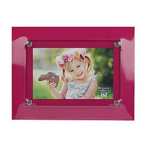 Фоторамка Image Art 6012-4PK ( красная)Брелок для ключейФоторамка Image Art - прекрасный способ красиво оформить фотографию. Фоторамка поможет сохранить на память самые яркие моменты вашей жизни, а стильный дизайн сделает ее прекрасным дополнением интерьера комнаты.