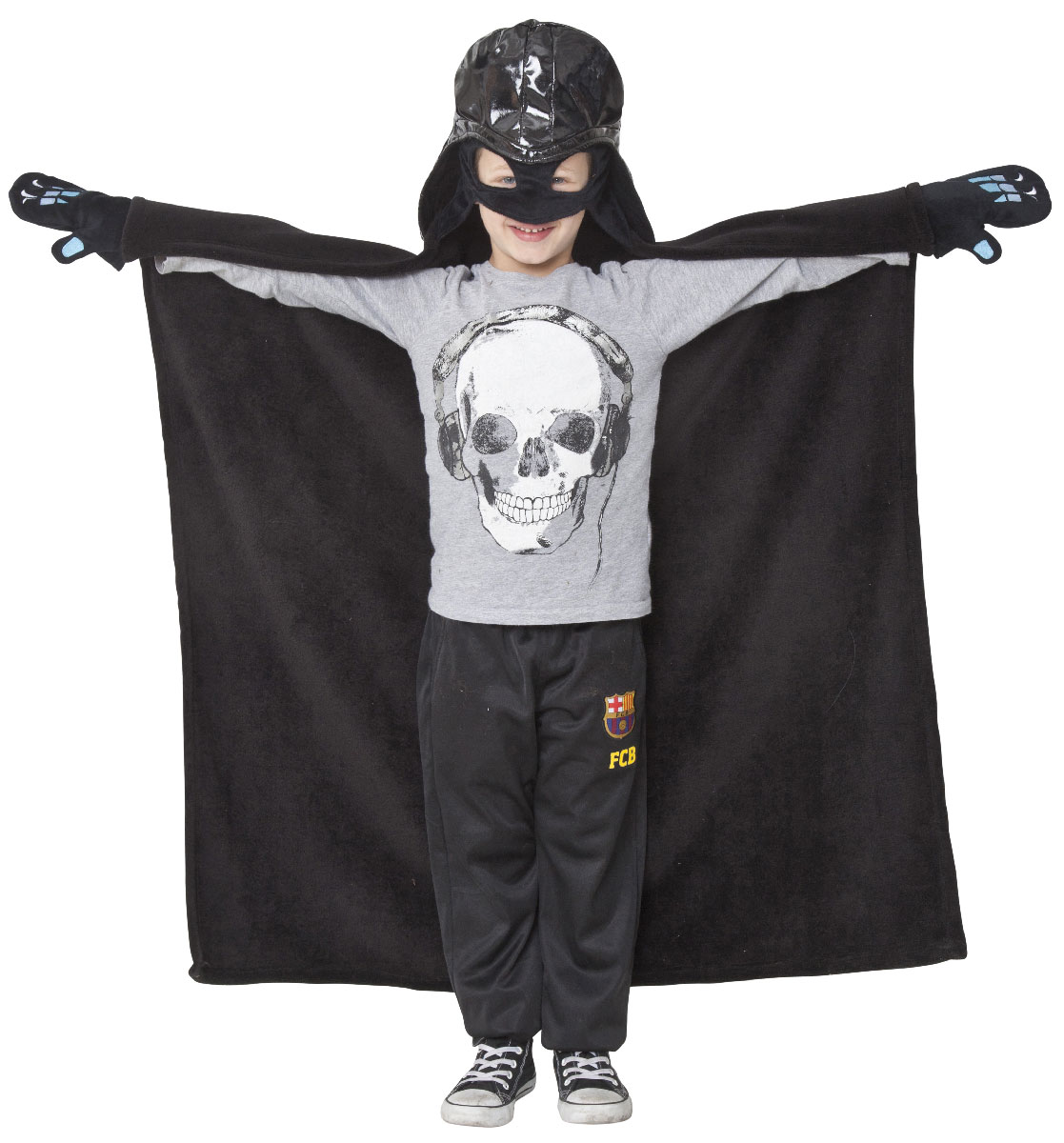 Star Wars Плед детский с капюшоном Darth Vader 100 см х 100 см