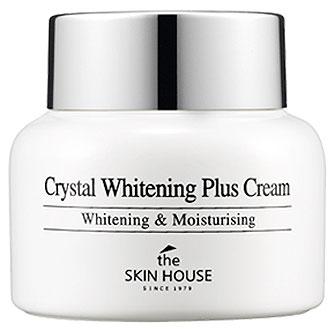 THE SKIN HOUSE Осветляющий крем против пигментации кожи лица CRYSTAL WHITENING, 50 мл