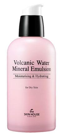 THE SKIN HOUSE Эмульсия с минеральной вулканической водой VOLCANIC WATER, 130 мл the skin house крем с минеральной вулканической водой