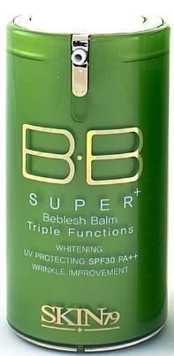 SKIN79 Многофункциональный BB-Cream для лица Грин, 40 мл bb крем