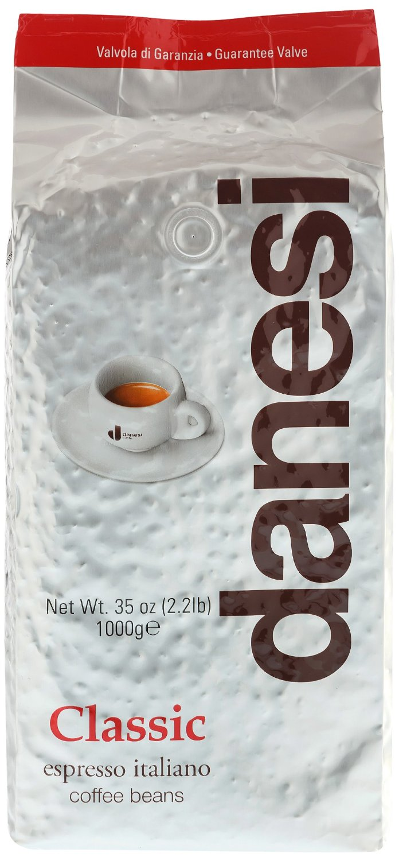 Danesi Classic кофе в зернах, 1 кг
