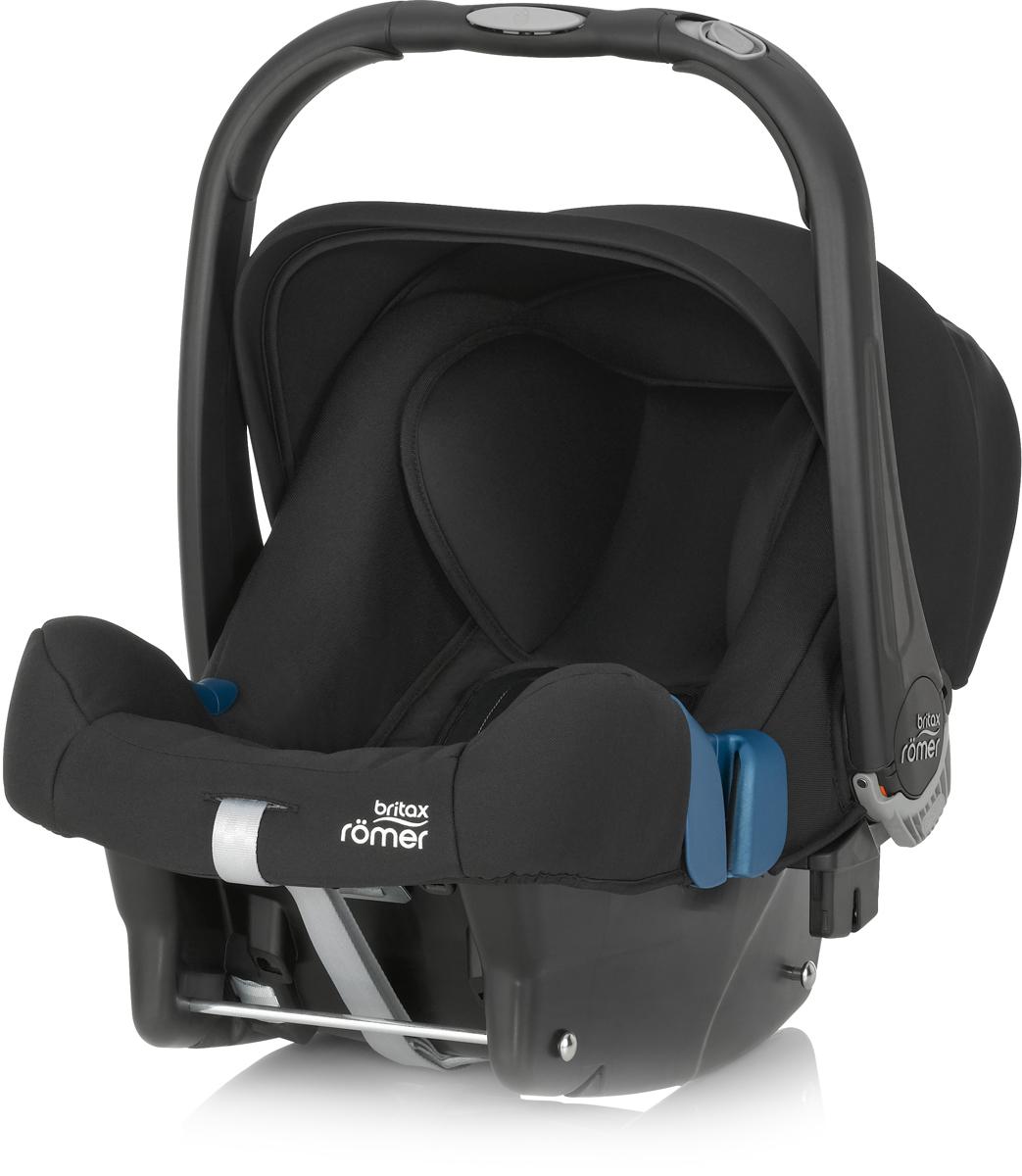 Romer Автокресло Baby-Safe Plus SHR II Cosmos Black до 13 кг romer автокресло king ii ls green marble от 9 до 18 кг