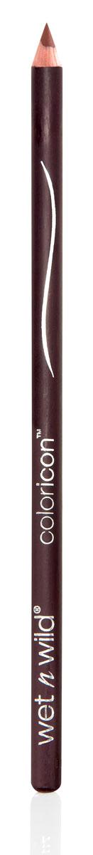 Wet n Wild Карандаш Для Губ Color Icon Lipliner Pencil chestnut 1 грE711Сделай свои губы еще более выразительными – подчеркни их контур с помощью карандаша.Ты можешь скорректировать форму губ и придать им соблазнительный объем.• нежная и шелковистая текстура легко создает необходимую форму губ и не дает растекаться помаде• можно использовать в качестве помады или основы под блеск для губ