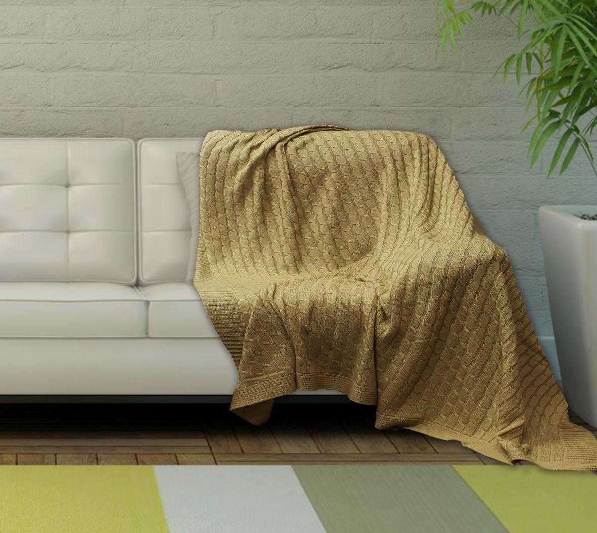 Плед Buenas Noches Manhattan, цвет: бежевый, 150 см х 200 см73877Плед Buenas Noches Manhattan - идеальное решение для вашего интерьера.Станьте дизайнером и создайте свой стиль!Buenas Noches - элегантно, стильно, качественно! Плед выполнен из 100% акрила и имеет великолепный внешний вид, приятен на ощупь, обладает низкой теплопроводностью, замечательно сохраняет тепло. Изделия из акрила прекрасно сохраняют форму, не деформируются, не мнутся, всегда выглядят аккуратно. Весь срок использования сохраняют размер и достойный вид. Акрил идеален при использовании под открытым небом. Обладает свойством водоотталкивания и быстро высыхает. Гипоаллергенный, безопасный и стойкий к воздействию живых организмов.Плед Buenas Noches Manhattan создаст уют в вашем доме!