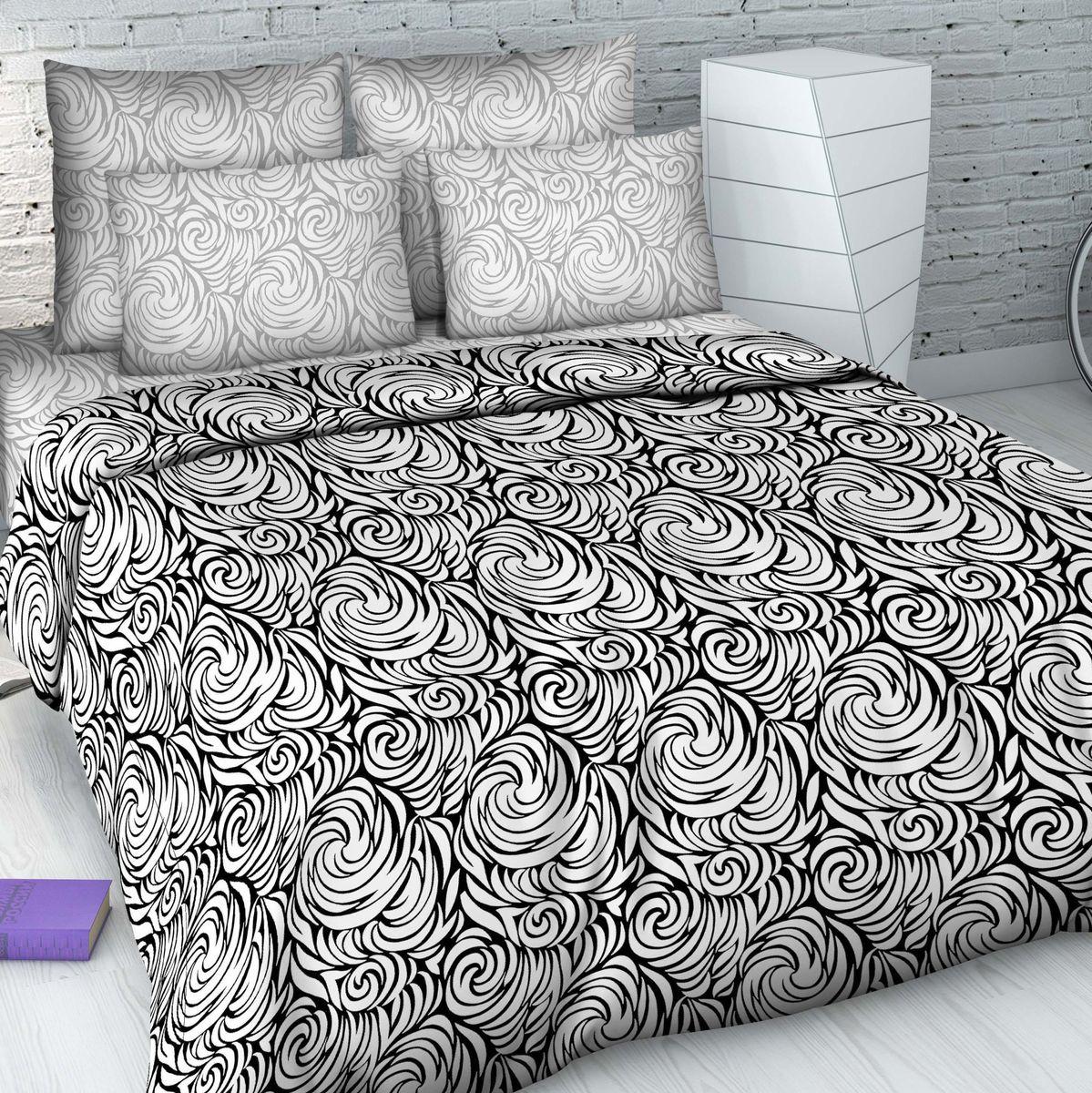 Комплект белья Василиса Стильный дуэт, 2-спальный, наволочки 70х7050п-1MRКомплект постельного белья Василиса Стильный дуэт состоит из пододеяльника, простыни и двух наволочек. Белье изготовлено из бязи (100% хлопка) - гипоаллергенного, экологичного, высококачественного, крупнозакрученного волокна, благодаря чему эта ткань мягкая, нежная на ощупь и очень прочная, не образует катышков на поверхности. При соблюдении рекомендаций по уходу, это белье выдерживает много стирок (более 70), не линяет и не теряет свою первоначальную прочность. Уникальная ткань обеспечивает легкую глажку.Приобретая комплект постельного белья Василиса Стильный дуэт, вы можете быть уверенны в том, что покупка доставит вам удовольствие и подарит максимальный комфорт.