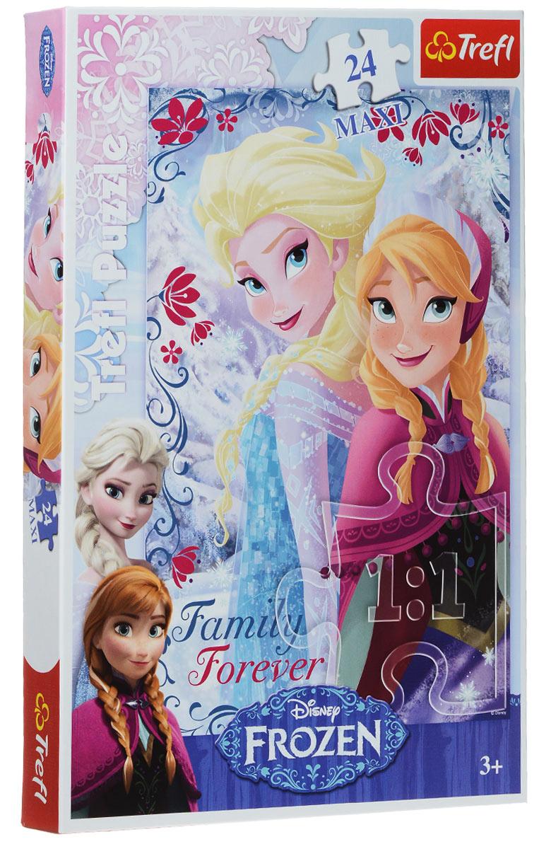 Trefl Пазл Сестры из Снежной страны, Trefl Puzzle