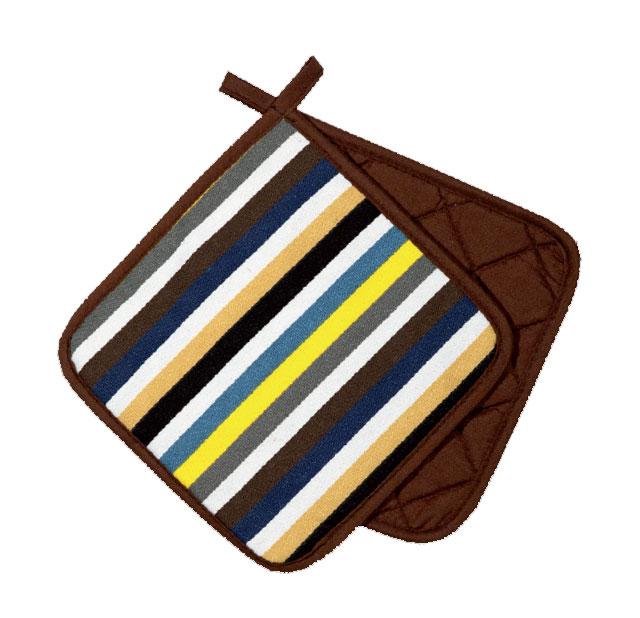 Прихватки Schaefer, 18 х 18 см, 2 шт. 07233-115_407233-115_4Набор Schaefer состоит из двух прихваток, выполненных из хлопка. Очень стильные и красивые прихватки оформлены ярким рисунком. Отличный вариант для практичной и современной хозяйки.