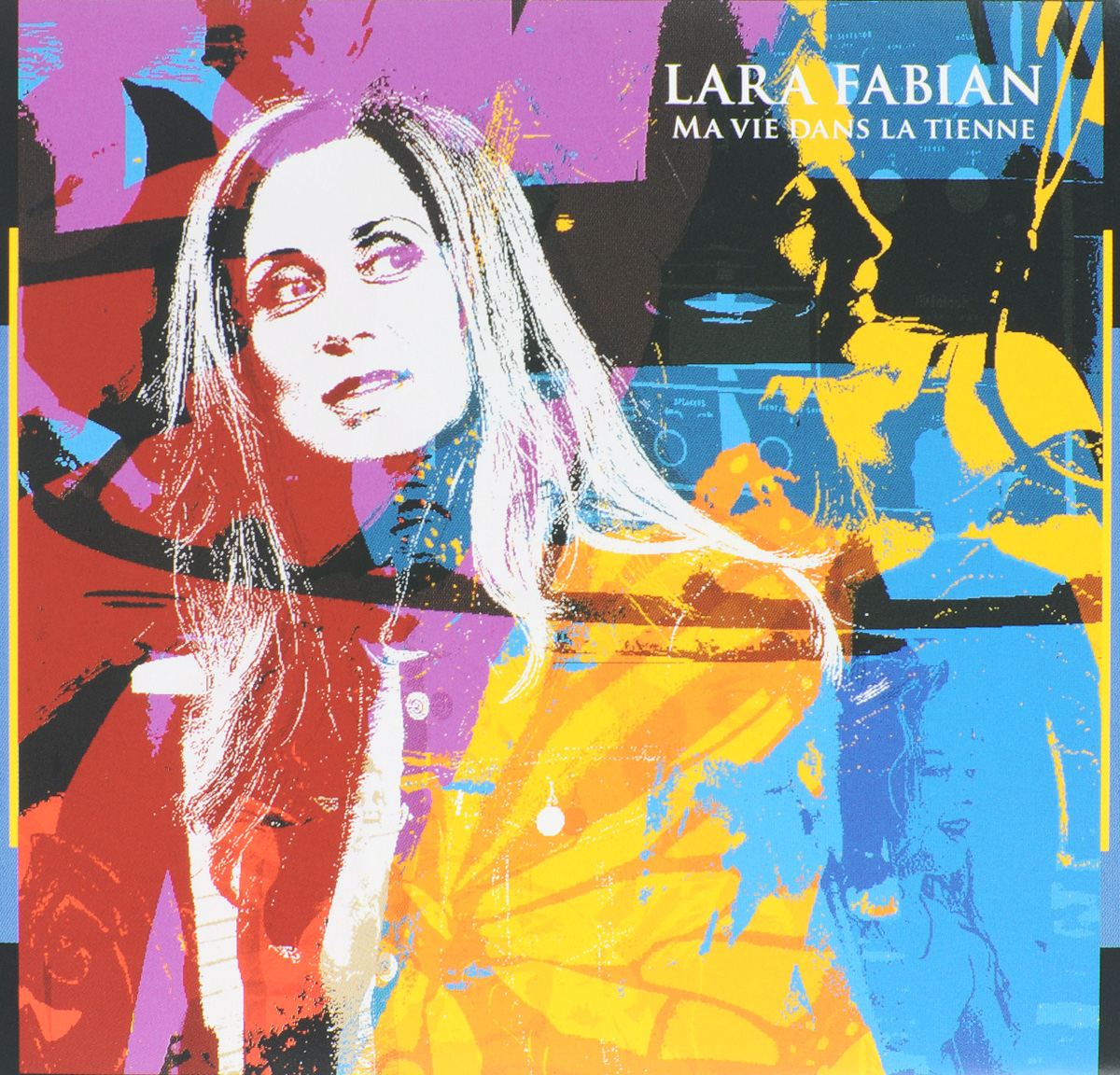 Лара Фабиан Lara Fabian. Ma Vie Dans La Tienne. Edition Limitee (CD + DVD) чайник lara lr00 04 r