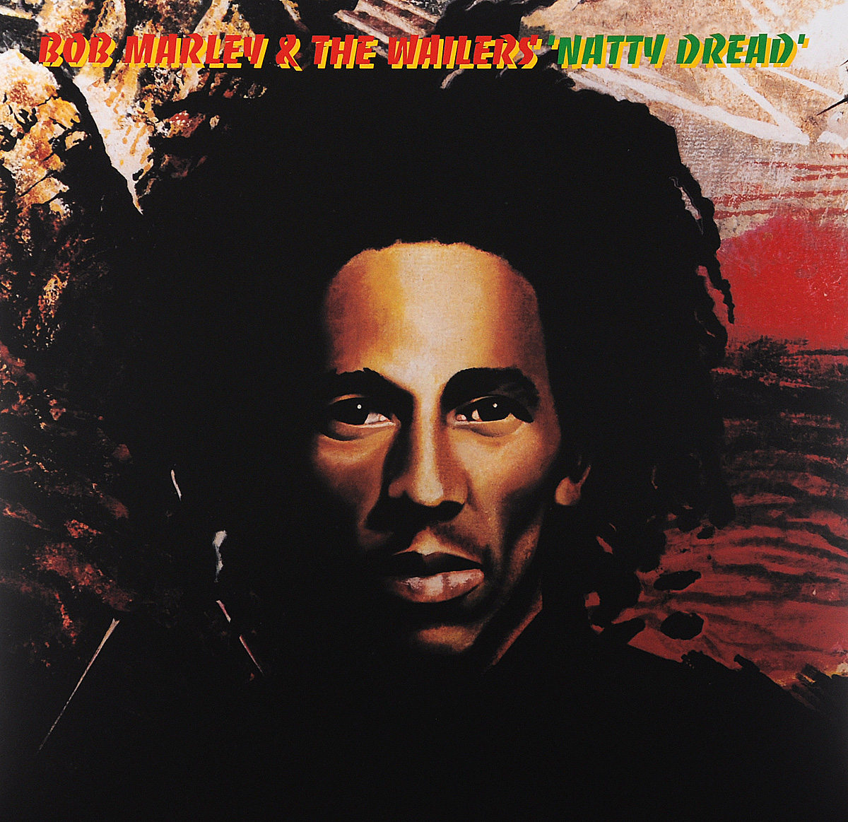 боб марли the wailers bob marley & the wailers exodus Боб Марли Bob Marley & The Wailers. Natty Dread (LP)
