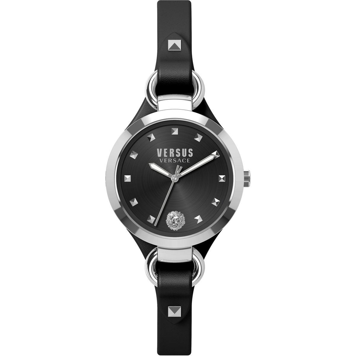 Zakazat.ru: Наручные часы женские Versus Versace, цвет: стальной, черный. SOM020015
