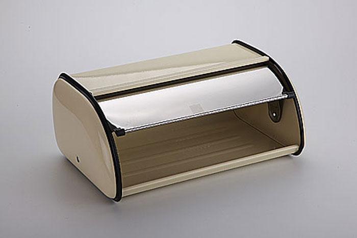 Хлебница Mayer & Boch, 34 х 22 х 14 смFA-5125 WhiteКлассическая хлебница Mayer&Boh, изготовленная из нержавеющей стали, поможет надолго сохранить ваш хлеб свежим. Крышка хлебницы, не занимает дополнительного места для открытия, легко и бесшумно открывается и закрывается. Верхняя часть хлебницы плоская, благодаря этому ее можно использовать в качестве полки для баночек. Яркий дизайн, эстетичность и функциональность сделают хлебницу превосходным аксессуаром на вашей кухне.