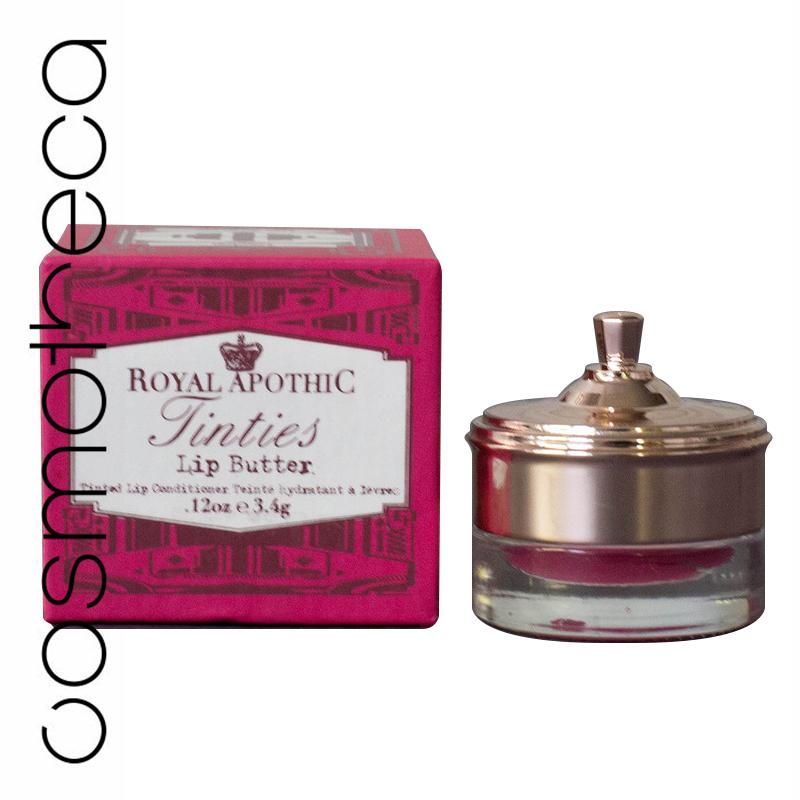 Royal Apothic Оттеночный бальзам для губ Розовый 3,4 гFS-00897Нежно и заботливо увлажняет губы, делает из сочными и манящими. Элегантные стильные баночки винтажного вида украсят любой туалетный столик.